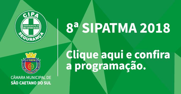 Programação 8ª SIPATMA 2018