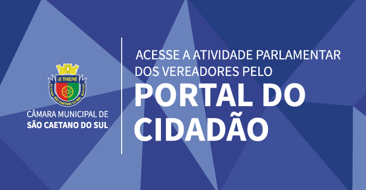 Portal do Cidadão - Atividade Parlamentar